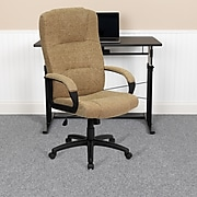 Flash Furniture High Back Fabric Executive Office Chairs (BT9022BGE)