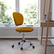 Flash Furniture Mesh Task Chairs With Chrome Base (H2376FORG)