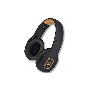 Corona 2 in 1 Bluetooth Headset with Microphone 00700 Black/Gold (00700)