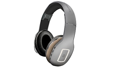Heat 2 in 1 Bluetooth Headset with Microphone 72122 Grey (72122)