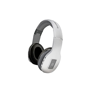 Heat 2 in 1 Bluetooth Headset with Microphone 7283524 White