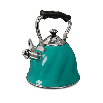 Mr. Coffee Alberton 2.3 Qt. Tea Kettle, Green