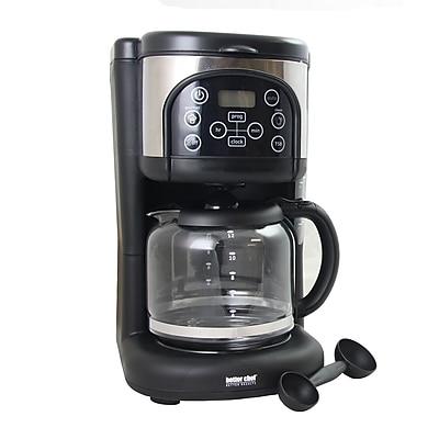 Better Chef IM-129S Ultra Brew Digital 12 Cup Coffee Maker
