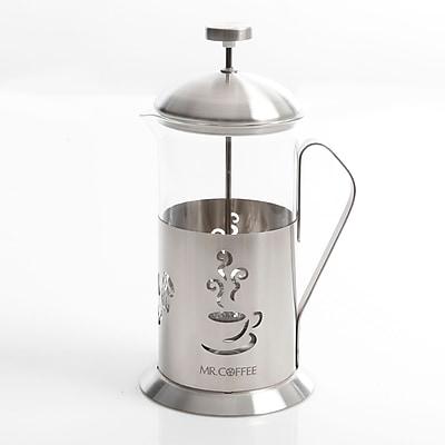 Mr. Coffee 60264.01 Cafe Oasis Coffe Press, 32oz.