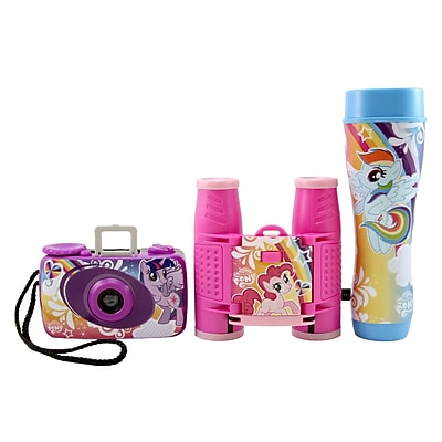 My Little Pony Adventure Kit 3 Piece Kids (26357)