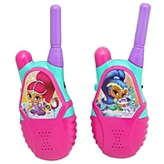 Shimmer and Shine Walkie Talkie Kids (WT1-02369)