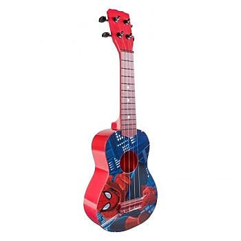 Marvel Spiderman Mini Guitar 21 Inch ( 86044-ROSS) 24194775