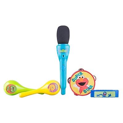 Sesame Street Music Kit Set Kids (BK2-01050)