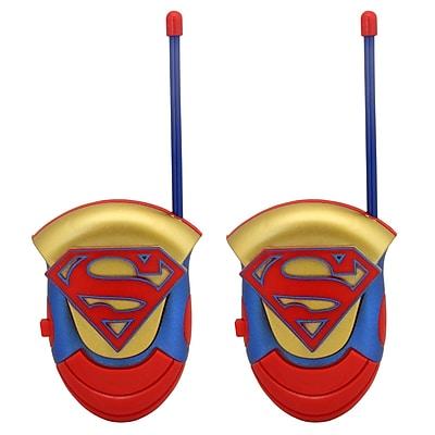 Superhero Girl Molded Walkie Talkies Kids (WT2-01393A)