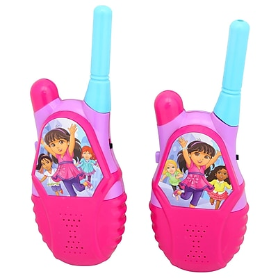 Dora The Explorer Walkie Talkie Kids (13067)