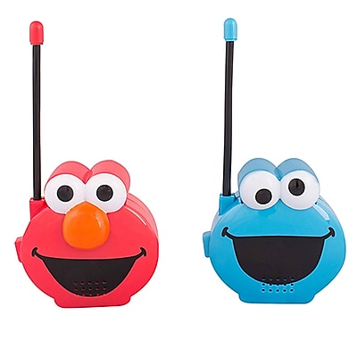 Sesame Street Walkie Talkie Kids (WT2-01050)