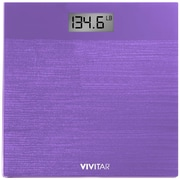 Vivitar Digital Sparkle Scale, Purple 400Lbs. ( PS-V144-PUR)