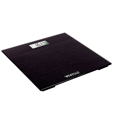 Vivitar Digital Sparkle Scale, Black 400Lbs. ( PS-V144-BLK)