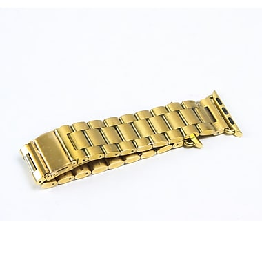 MGear Stainless Steel Band for Apple Watch 42MM in Gold (93599818M)