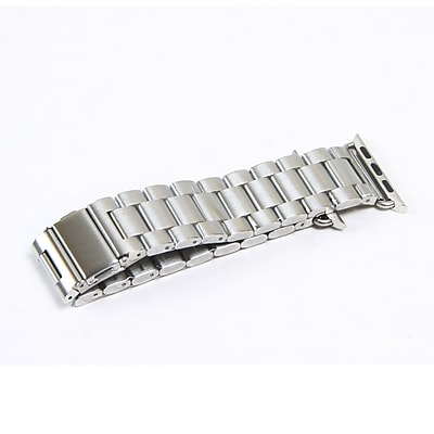 MGear Stainless Steel Band for Apple Watch 42MM in Silver (93599814M)