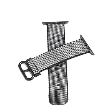 MGear Nylon Strap for Apple Watch 42MM in Black (93599804M)