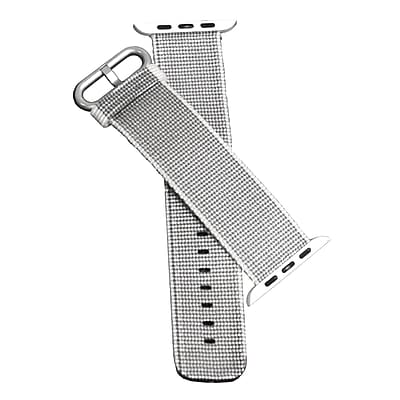 MGear Nylon Strap for Apple Watch 42MM in White (93599801M)