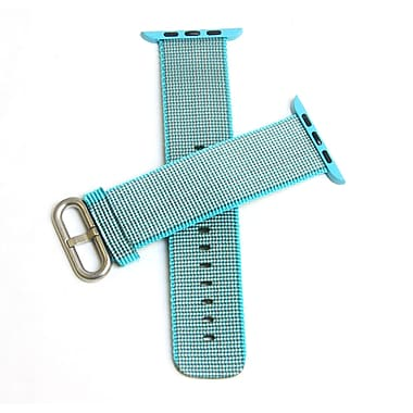 MGear Nylon Strap for Apple Watch 42MM in Turquoise (93599799M)