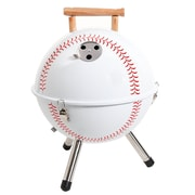 Gibson Home Baseball 12 Inch Outdoor BBQ Grill (107190.01)
