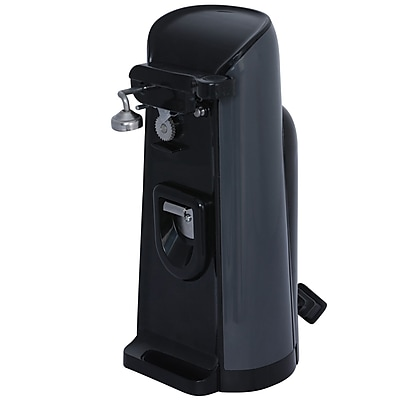 Brentwood Extra Tall Kitchen Can Opener, Black (J-30B)