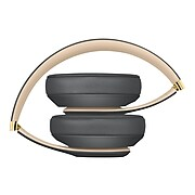 Beats Studio3 Wireless Bluetooth Stereo Headphones, Shadow Gray (MXJ92LL/A)