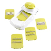 Oster's Kitchen Artistry Slicing and Grater Tool Station, Lime Green (92107.07)