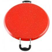 "Oster Cocina Zadora 14"" Carbon Steel Red Comal (935100953M)"
