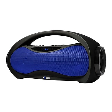 Axess Bluetooth Media Speaker in Blue (935102185M)
