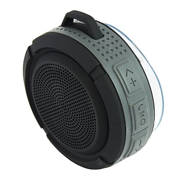 All Of The Best AOB IPX7 Waterproof Floating Wireless Speaker, Black (935102541M)