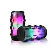Axess Crystal Vibe LED Bluetooth Speaker (935102181M)