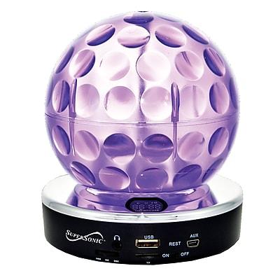 Supersonic Disco Ball Speaker (935102365M)