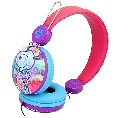 Peanuts Kids Over The Ear Headphones (935100689M)
