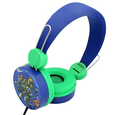 Nickelodeon Teenage Mutant Ninja Turtles Kids Over The Ear Headphones (935100692M)