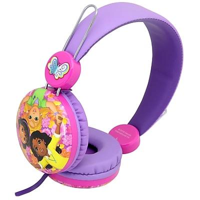 Nickelodeon Dora The Explorer Kids Over The Ear Headphones (935100687M)