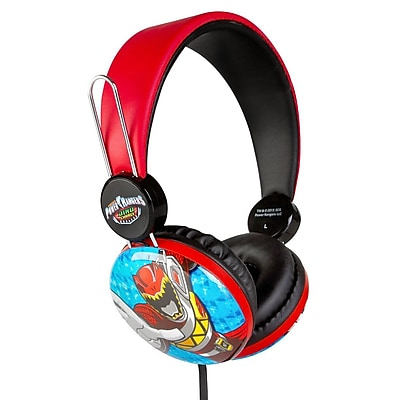 Power Rangers Kids Over The Ear Headphones (935100686M)