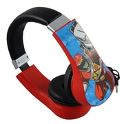 Power Rangers Kids Friendly Cushioned Headphones with Volume Limiter (935100702M)