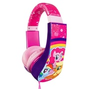 My Little Pony Kids Friendly Cushioned Headphones with Volume Limiter (935100709M)