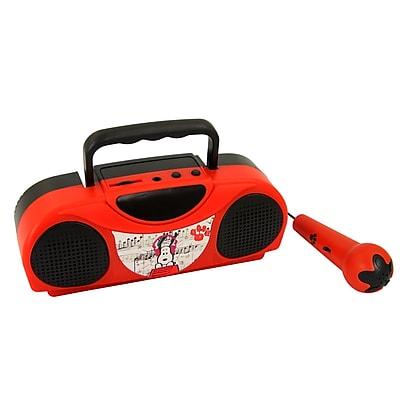 Peanuts Radio Karaoke Kit (935100436M)