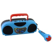 Thomas And Friends Thomas and Friends Portable Radio Karaoke Kit With Microphone (935100452M)