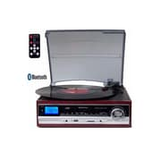 Techplay TechPlay 3-Speed Bluetooth Turntable (935100283M)