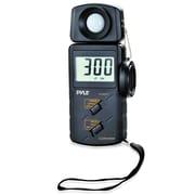 Pyle Handheld Lux Light Meter Photometer W/ 20,000 Lux range, 2x Per Second Sampling, and Digital Display (93584433M)