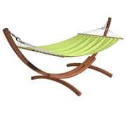 CorLiving Free Standing Hammock, Lime Green (PWC 384 H) by