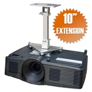 """PCMD Projector Ceiling Mount for Acer AS328 AW328 AX328 F14S F14W F14X M305 M315 M325, 10"""" Extension, ACER-AS328-MM-10EXT"""