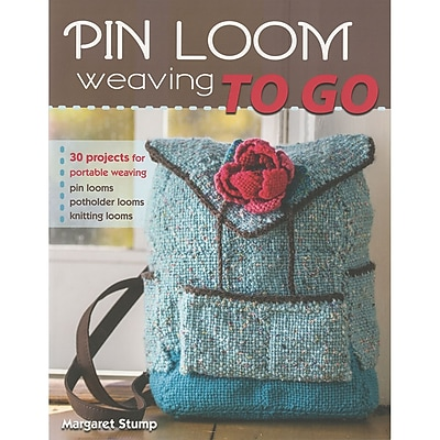 Gooseberry Patch Pin Loom Weaving To Go Stackpole Books (STB-16130)