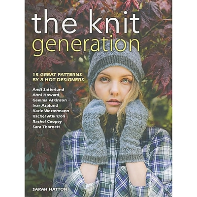 Gooseberry Patch The Knit Generation Stackpole Books (STB-17854)