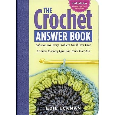 Storey Publishing The Crochet Answer Book 2nd Edition Storey Publishing (STO-24063)