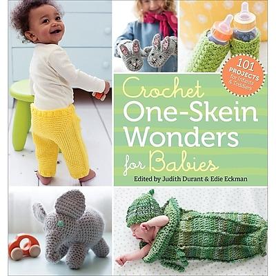 Storey Publishing Crochet One-Skein Wonders For Babies Storey Publishing (STO-25763)