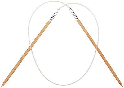 ChiaoGoo Size 15/10mm Bamboo Circular Knitting Needles 24