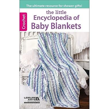 Leisure Arts Encyclopedia Of Baby Blankets (LA-75552)