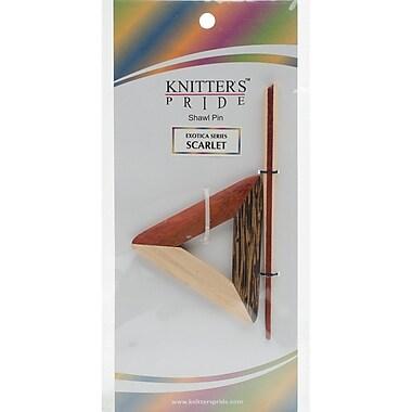 Knitter's Pride Scarlet Exotica Series Shawl Pin (KP500223)